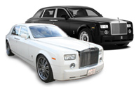 wedding rolls royce phantome